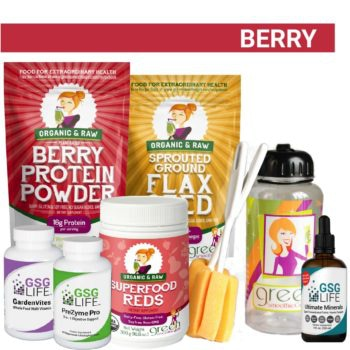 Detox Companion Kit - Berry