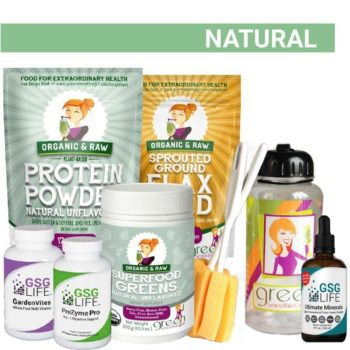 Detox Companion Kit - Natural