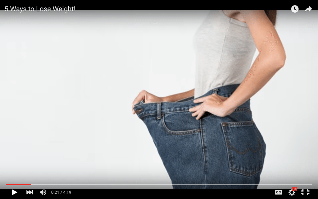 5 Ways to Lose Weight without Diets