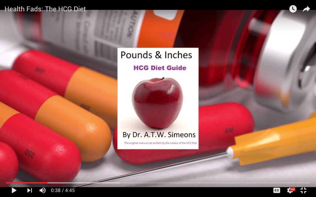 Food Fad: HCG Diet