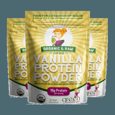 GSG Protein Vanilla