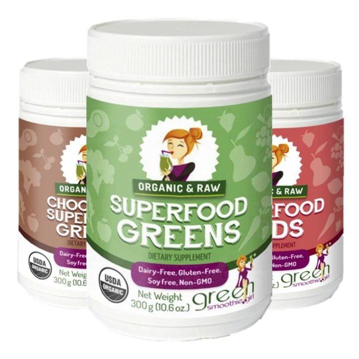 GSG Superfoods