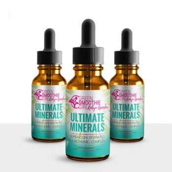 GSG Ultimate Minerals New