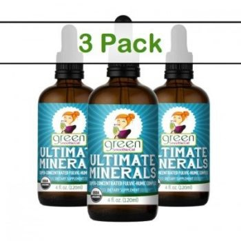 GSG Ultimate Minerals