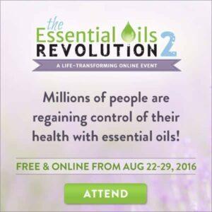 Essential Oils Revolution Registration