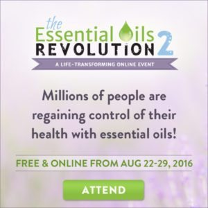 Essential Oils Revolution Registration