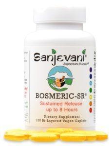 Bottle of Bosmeric-SR