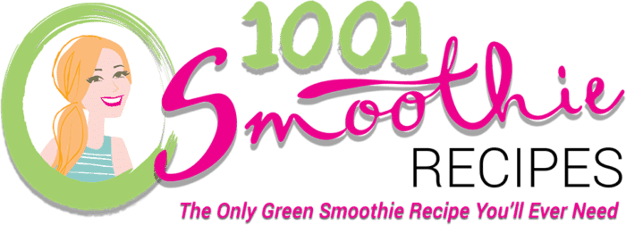 1001 Smoothie Recipes. The Only Green Smoothie Recipe You'll Ever Need
