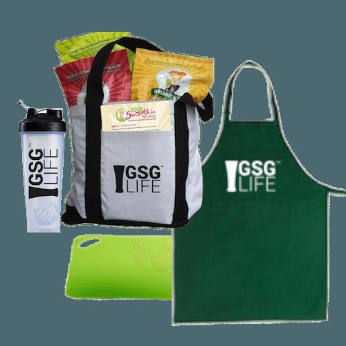 GSG Lifestyle Pack