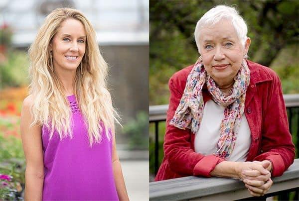 Robyn Openshaw and Carol Lynn Pearson