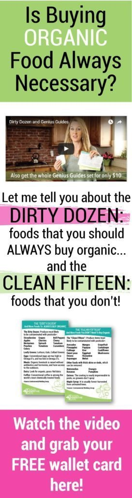 Dirty Dozen foods that you should purchase organic