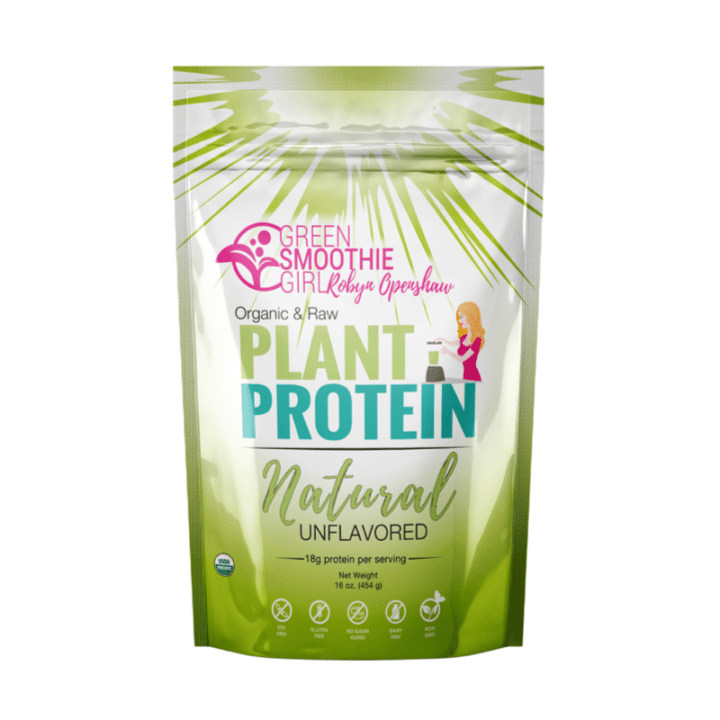 GSG Natural Plant Protein