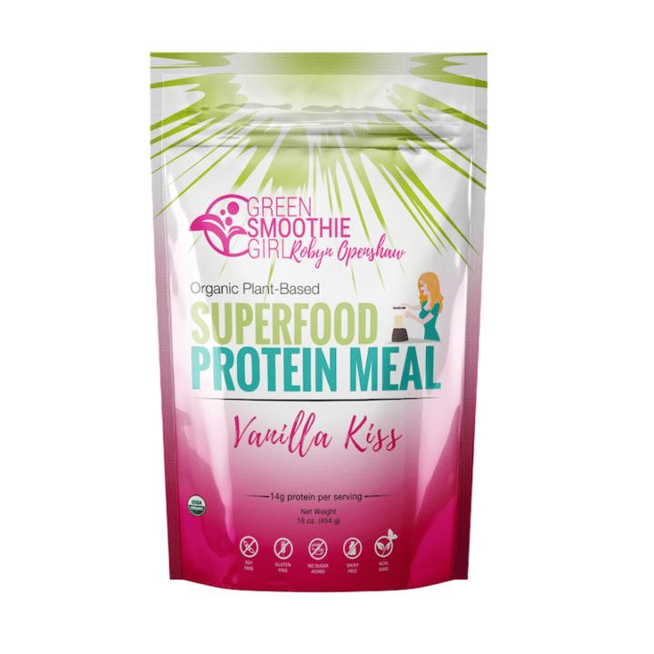 GSG Vanilla Superfood Protein