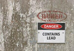 Heavy Metals Exposure--Lead