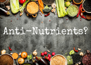 What are Anti-Nutrients, and should you worry about them in your food?