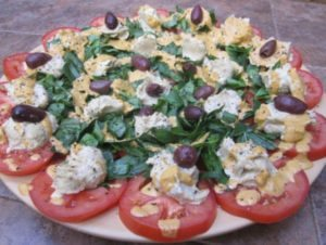 Patty's Caprese Salad
