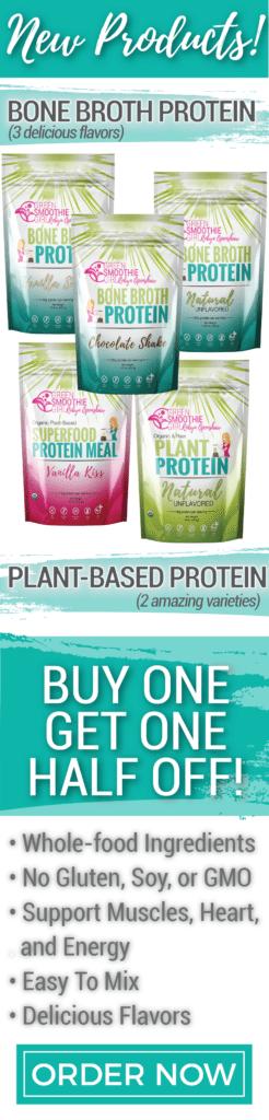 GreenSmoothieGirl Protein Promo