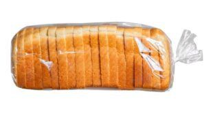 Processed white bread