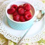 Russian Cream and Berries