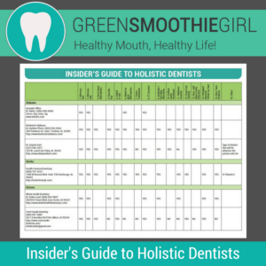 Insider's Guide to Holistic Dentists