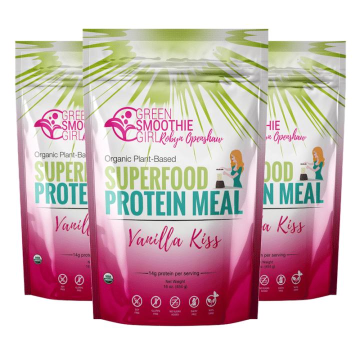 GSG Superfood Protein Meal Vanilla