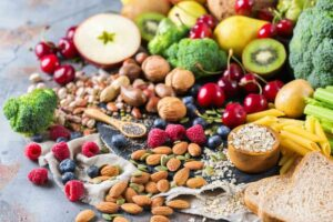 Fiber from whole-food sources supports healthy gut flora