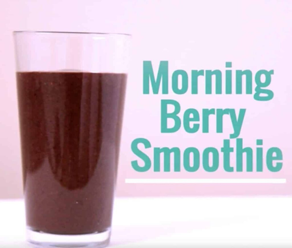 Morning-Berry-Smoothie