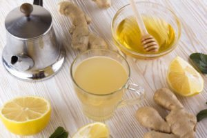 Mums' Magical Antiviral LemonAid Tonic