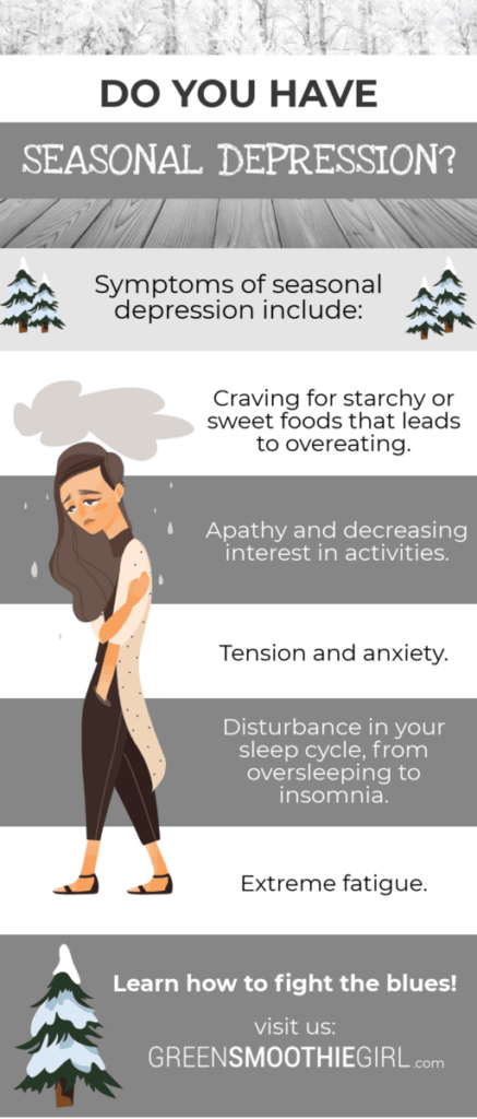 How To Beat Winter Blues--Do You Have Seasonal Depression?