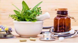 herbal medicine antibiotics