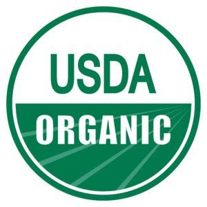 USDA Organic logo. Blog post: What does organic mean?