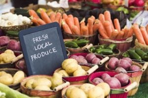 Look for Produce Stands and Local Farmers' Markets | Healthy Travel Food - The Ultimate Packing Lists for Eating Right on a Trip