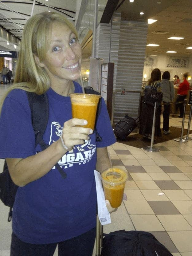 Detroit Airport | Healthy Travel Food – The Ultimate Packing Lists for Eating Right on a Trip