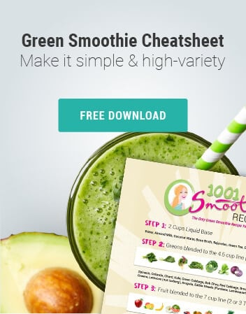 Green Smoothie Cheat