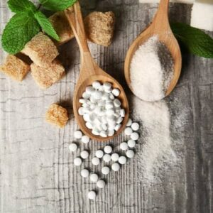 "Image of wooden spoons and sugar, from ""Which Natural Treatments for ADHD Symptoms Are Backed by Science?"" at Green Smoothie Girl."