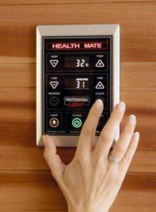 sauna-control-panel