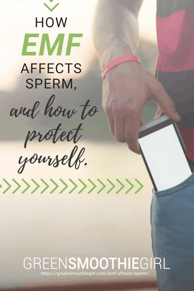 How EMF Affects Sperm, and How to Protect Yourself