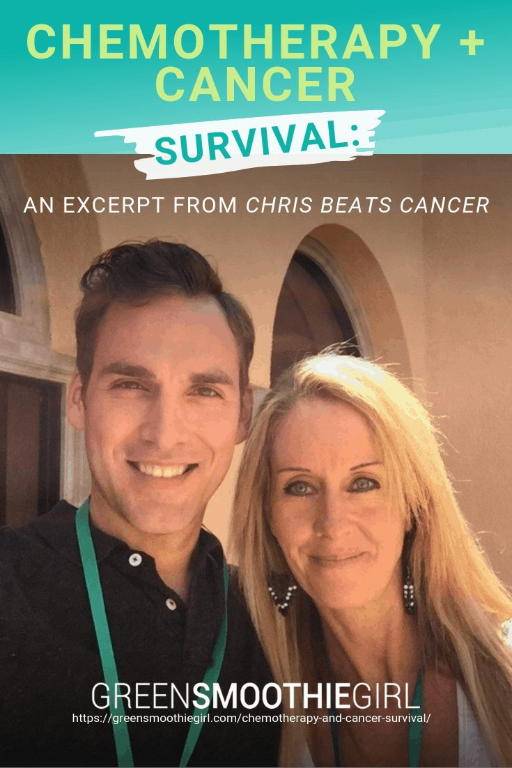 Chemo & Cancer Survival: An Excerpt from Chris Beats Cancer