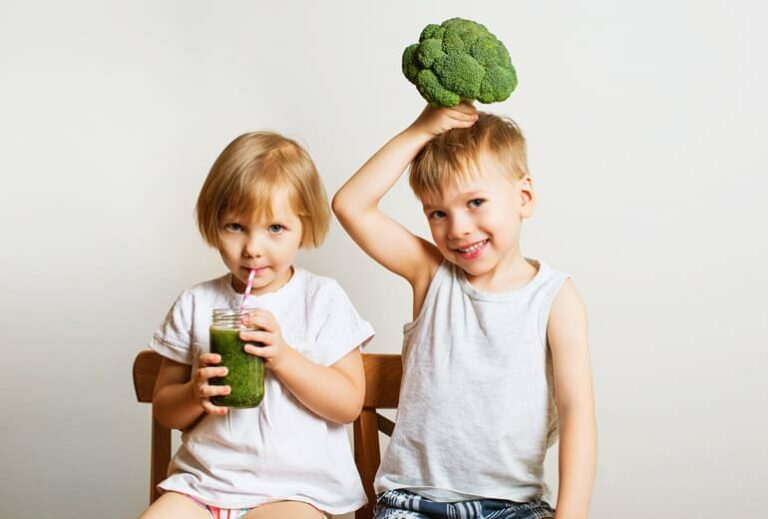 """9 Ways to Get Kids to Drink Healthy Green Smoothies"" at Green Smoothie Girl"