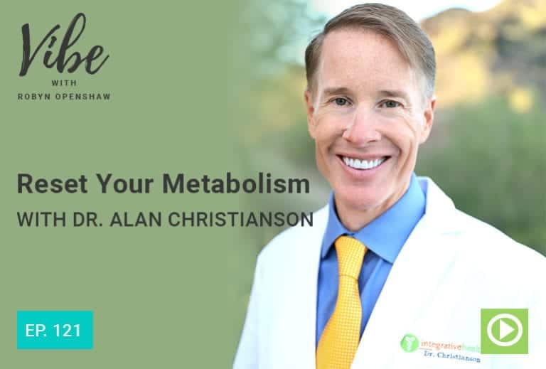 """Ep.121: Reset Your Metabolism with Dr. Alan Christianson"" at Green Smoothie Girl"