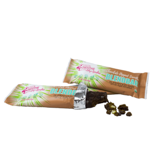 The Chocolate Dipped Smoothie Bar from Green Smoothie Girl