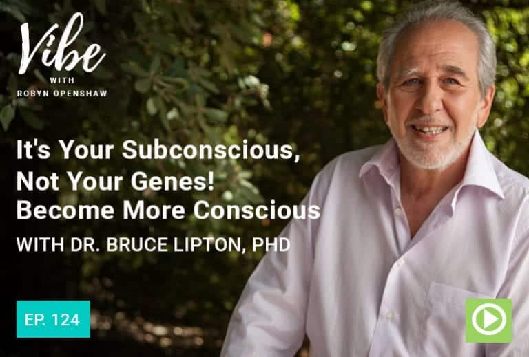 """It's Your Subconscious, Not Your Genes!"" at Green Smoothie Girl."