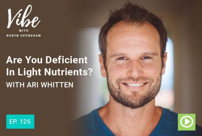 """Are You Deficient in Light Nutrients?"" at Green Smoothie Girl"