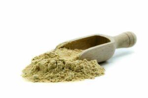 Photo of Maca powder, from