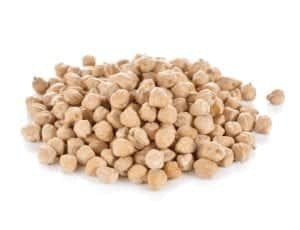 "Photo of Chick Peas from ""How To Eat Legumes"" by Green Smoothie Girl"
