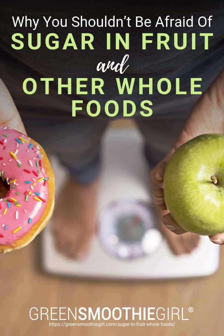 Why You Shouldn't Be Afraid Of Sugars In Whole Foods