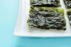 "Photo of seaweed from ""Why You Might Have Iodine Deficiency, And What To Do Next"" at Green Smoothie Girl."