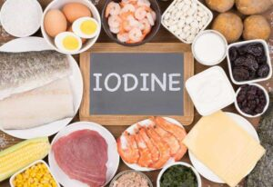 "Photo of iodine rich food from ""Why You Might Have Iodine Deficiency, And What To Do Next"" at Green Smoothie Girl."