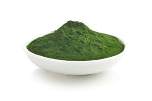 "Photo of powdered seaweed from ""Why You Might Have Iodine Deficiency, And What To Do Next"" at Green Smoothie Girl."