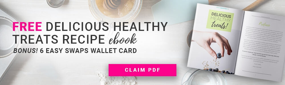 Ad for delicious healthy treats PDF